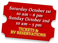 Tickets and RV Reservations